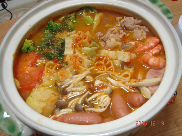 トマチリ鍋